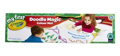 My First Crayola Doodle Magic Mat: Amazon.co.uk: Toys & Games