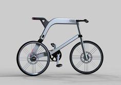 The Audi Electric Bike