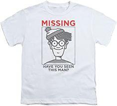 wheres waldo boys tshirt Wheres Waldo, Boys T Shirts, Amazon, Mens Tops, Amazons, Riding Habit