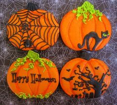 Cupookie: Halloween Cookies