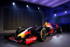Red Bull F1 livery presentation. Foto: Red Bull