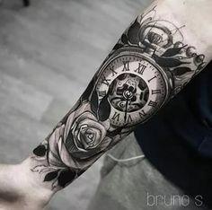 Эскиз тату часы: 20 тыс изображений найдено в Яндекс.Картинках