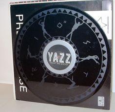 Yazz - Treat Me Good UK Maxi mint-  Pre-release single-sided