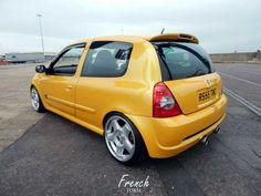 Renault clio rs, nice schmidts