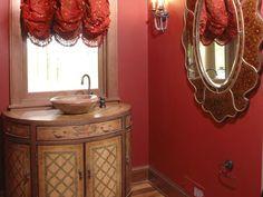 Western style bathroom.
