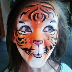 Animal Face Painting is one our Face Painting Adventures specialties.