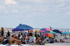 Jacksonville Beach on Labor Day, Jacksonville Beach, September 2, Us Beaches, Amazing Photography, Florida, Patio, American, Day, Outdoor Decor