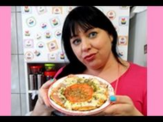 Pizza De Frigideira Da Cris !