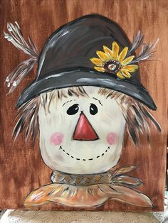 Thanksgiving Wood Crafts, Fall Crafts, Scarecrows, Autumn, Halloween, Drawings, Anime, Painting, Ideas