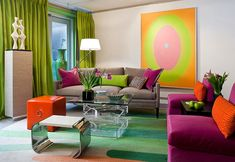 Warm, bright, colorful & tailored. Showhouse Rooms by Designer Eileen Kathryn Boyd - Traditional Home