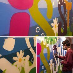 Graffiti, Painting, Design, Art, Painting Art, Paintings, Kunst, Paint, Draw