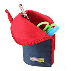 MiniInTheBox = Colorful Estilo Nylon Pencil Case (cores sortidas) – USD $ 14.99