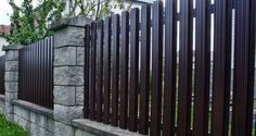 7 Mind Blowing Tips: Cheap Fence For Back Yard brick fence with hedge.Corrugated Aluminum Fence backyard fence on a budget. Garden Fence Panels, Lattice Fence, Front Yard Fence, Fence Plants, Fence Art, Farm Fence, Front Yards, Dog Fence, Garden Fencing