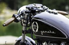 Keith Thompson 1978 Yamaha XS650