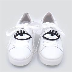 Sneaker Patch Set Fancy Eyes 1