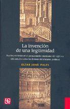 LA INVENCIÓN DE UNA LEGITIMIDAD GE 972.04 P183