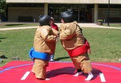 Sumo Wresting Suits
