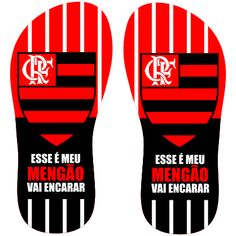Estampa para chinelo Flamengo 001397 1635902731721