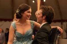 Behind the Scenes of the Romantic Drama 'Me Before You' - -Wmag