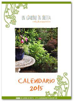 copertina calendario 2015 - un giardino in diretta #freeprintable #garden #calendar2015