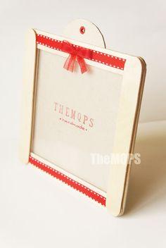 * Patyczki * 100% handmade & original ramka na zdjęcia    Zapraszam do oglądania, komentowania i... zamawiania :) themqps.blogspot.com