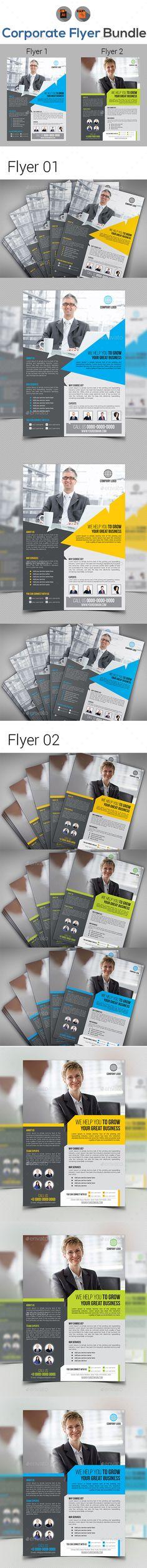 Company Business Profile Design Item, Designs and Business - company business profile