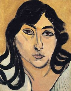 Henri Matisse - Laurette with Long Locks 1917