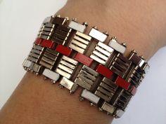 Jakob Bengel Art Deco bracelet