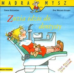 Książeczka oswaja dziecko z wizytą w gabinecie stomatologicznym. Pokazuje co musi zrobić pani dentystka, gdy ząbek jest chory.