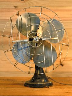 Vintage Fan at Provenance Architecturals in Philadelphia