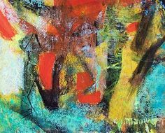 Cristi Fer Art Gallery,San Miguel de Allende, Mexico: One Painting a Day Abstract Expressionist Art