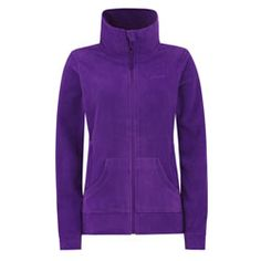 Skogstad Women's Brenndal Fleece Jacket - Hot Purple - 30% OFF! The Women's Brenndal Fleece Jacket from Skogstad is warm, snugly, cosy and pretty good to look at, too. Perfect for apres-ski, ideal for every day and something that we know you are just going to love.  Our Price £24.50 SRP £35.00