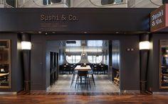 Sushi & Co. Identity by Bond | Inspiration Grid | Design Inspiration