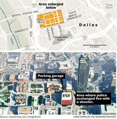 Dallas shooting kills five police officers; suspected attacker was Army veteran