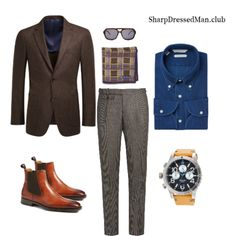 Fashmates Outfit Inspiration: The Sharp Dressed Man Sharp Dressed Man, Men Dress, That Look, Awesome, Inspiration, Outfits, Shopping, Dresses, Biblical Inspiration