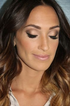 check this makeup look step by step