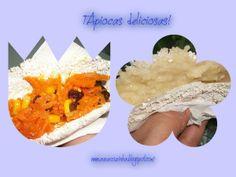 beiju de tapioca. Quem gosta? wwweunacozinha.blogspot.com