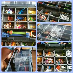Beneath the Rowan Tree: Playmobil Organization and Storage :: Geek Out Time