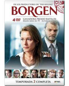 Borgen [Vídeo-DVD]. Temporada 2 completa / directors, Søren Kragh-Jacobsen, ... [et al.]