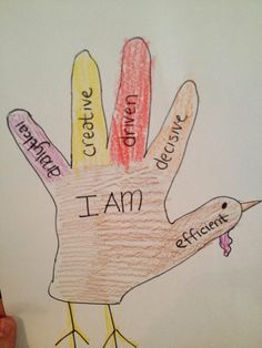 Art Therapy Activity Self Esteem... This would be great for little kids around the holidays.