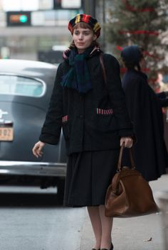 Rooney Mara won Best Actress at Cannes Film Festival for her role in Carol (backed by Film4)