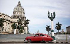 National Capitol Building Havanna