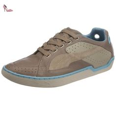 Puma Kite L hommes Cuir chaussures / Chaussures - gris - SIZE EU 40.5 - Chaussures puma (*Partner-Link)