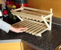 Fruit Basket-re raklap Wood