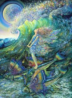 Surfers_Dream - artist: Josephine Wall