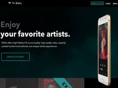 Tidal Grabs Top Spot On US App Store Fueled By Exclusive Rights To Kanye's 'The ... | Millennialsbook