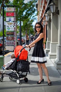 babyzen yoyo shopping