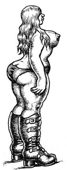 Robert Crumb davidcharlesfoxexpressionism.com #robertcrumb #rcrumb #cartoonist…