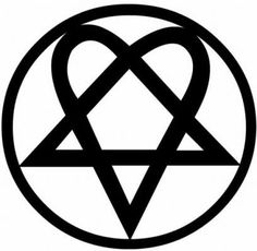 Heartagram: Perfect balance between Love and Hate