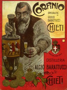 ✔️ Corfinio - Distilleria Barattucci Chieti